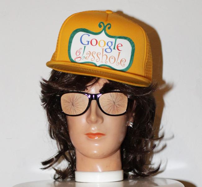 Google-Glasshole
