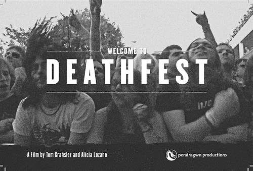 Welcome to Deathfest Poster